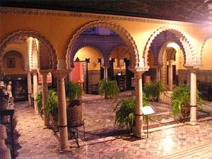 Palacio de lebrija sevilla for Alquiler de casas en lebrija sevilla